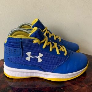 Under Armour Jet 2017 Basketball Sneakers